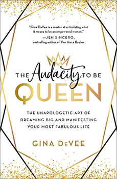 The Audacity to Be Queen book cover