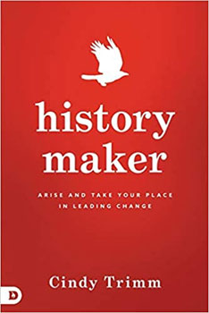 History Maker book cover