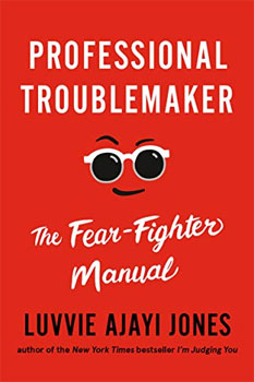 Professional Troublemaker book cover